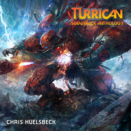 TSA Big Download Bundle: Turrican Sountrack Anthology Vol. 1-4, Original Sound Version Vol. 1-2 plus virtual Maxi Single
