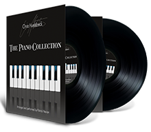 The Piano Collection Limited Edition Double Vinyl Album + Extras