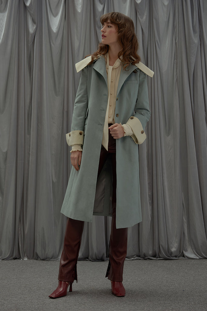 Rockbird Trench Coat