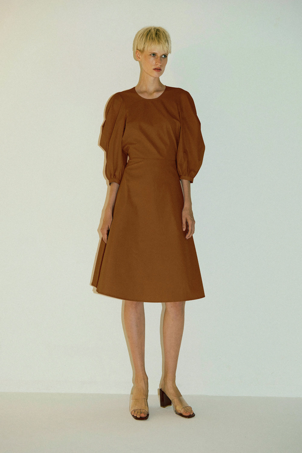 Kodomo Dress-Bronze