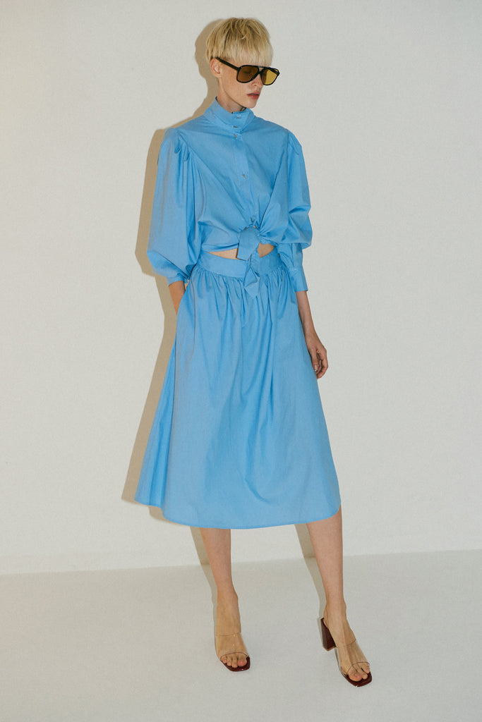 Kumo Dress-Blue