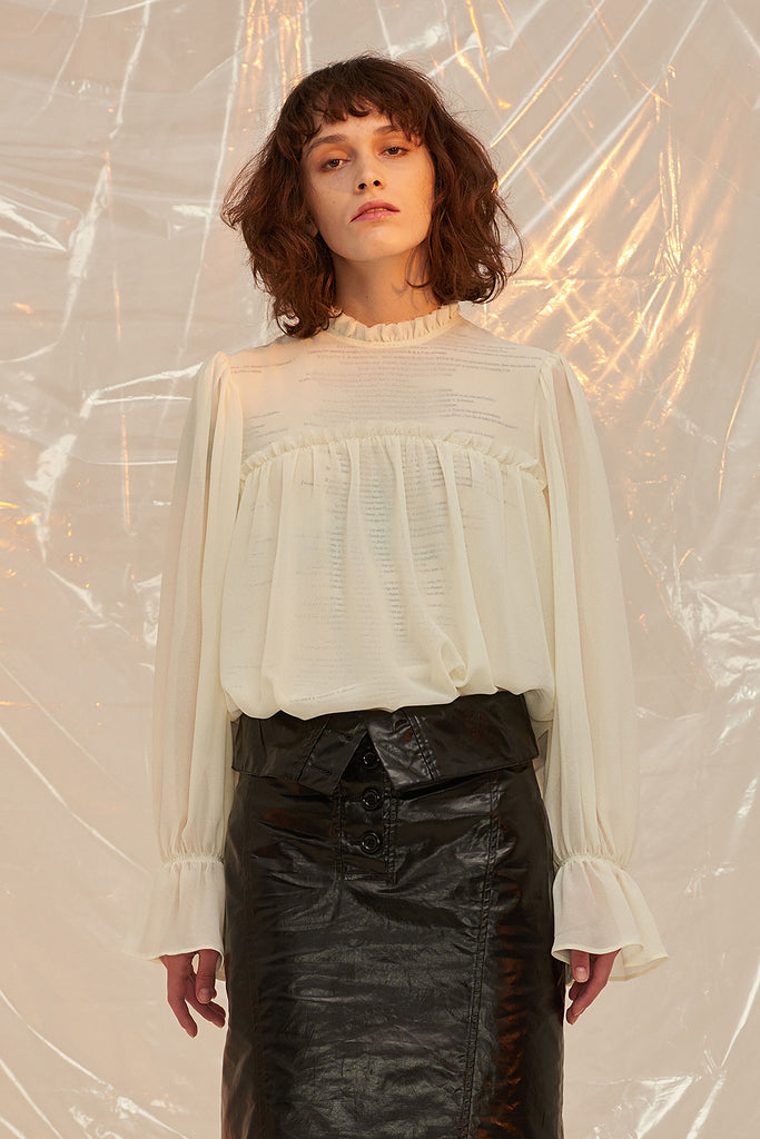 Love Letter Blouse