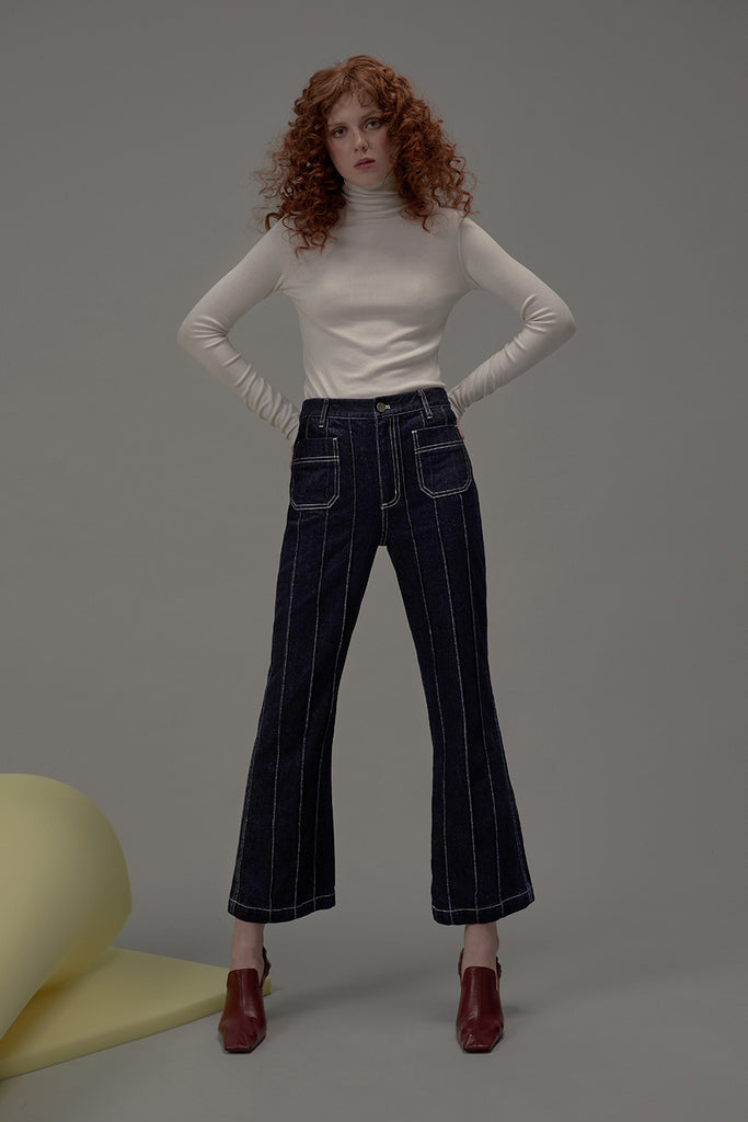 Debbie Denim Pants