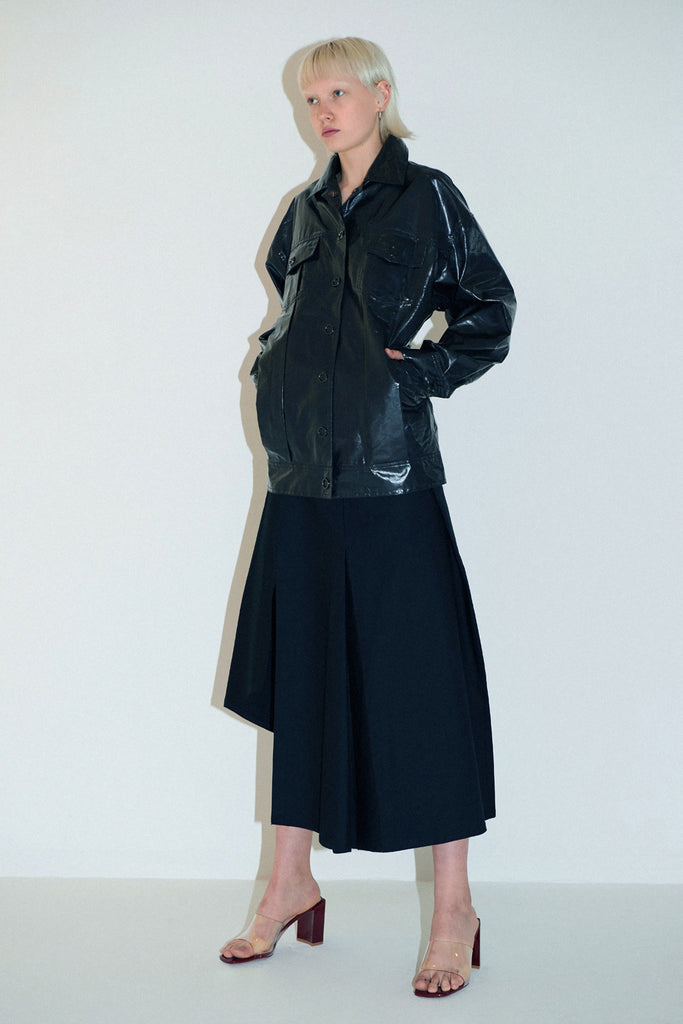 Aiko Skirt-Black