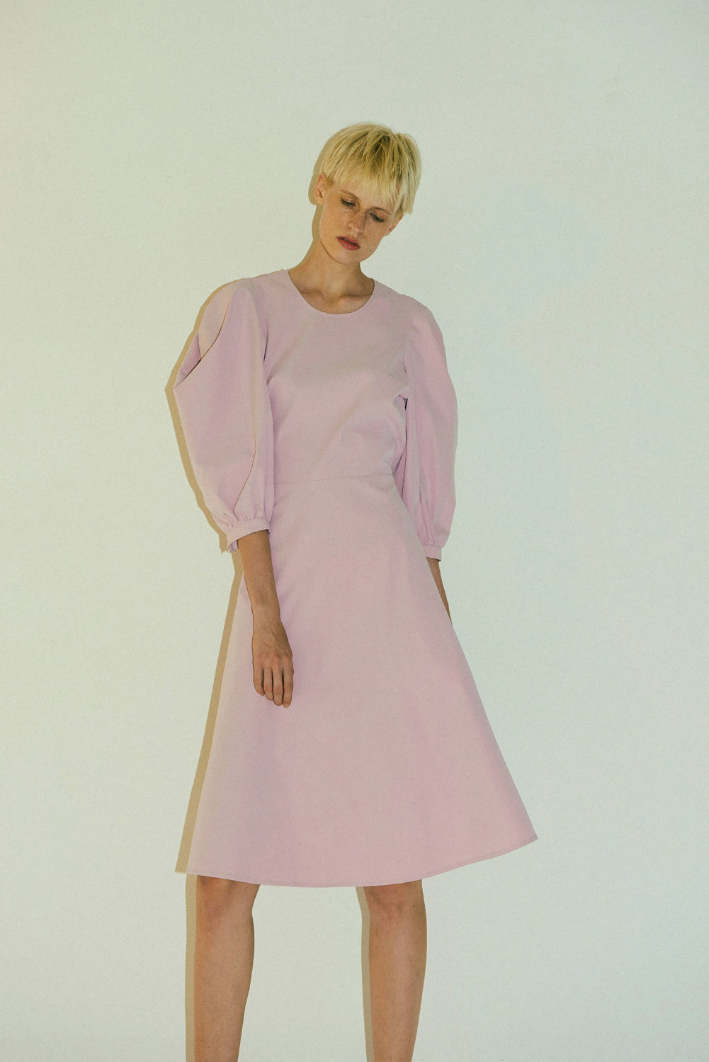 Kodomo Dress-Lavender