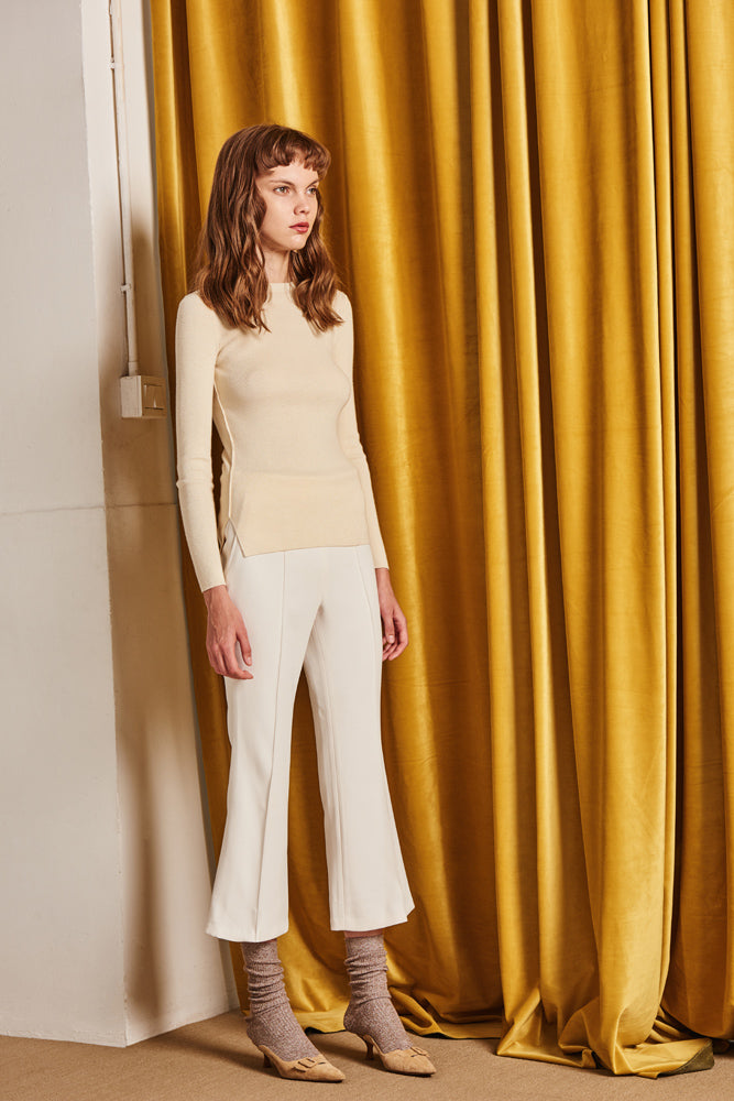 Flare Trousers - front row shop