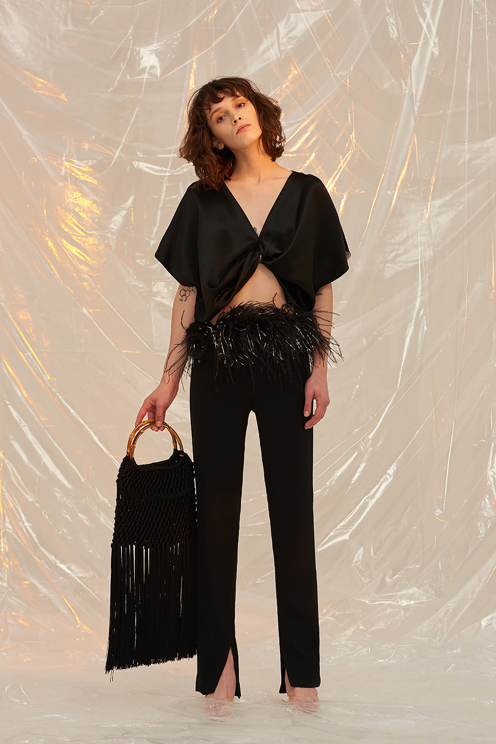 Gilda Pants-Black