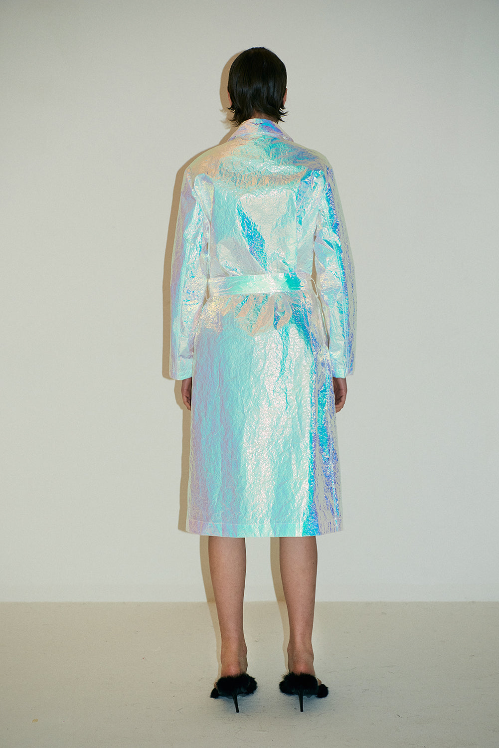 Holograph Trenchcoat