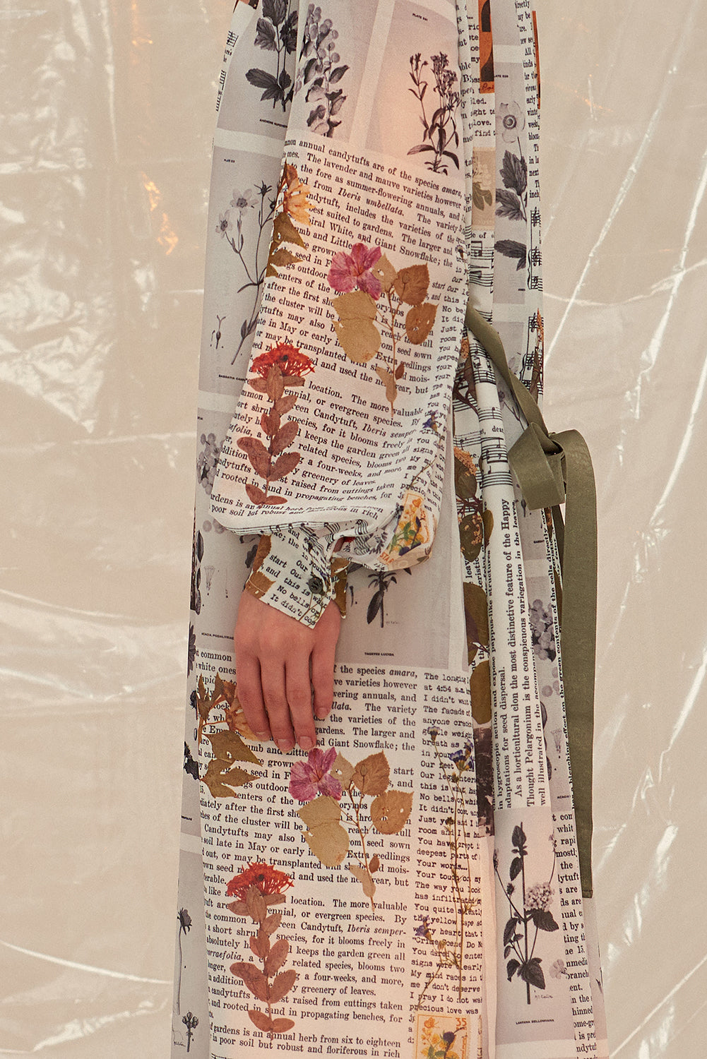 Botanical Tunic