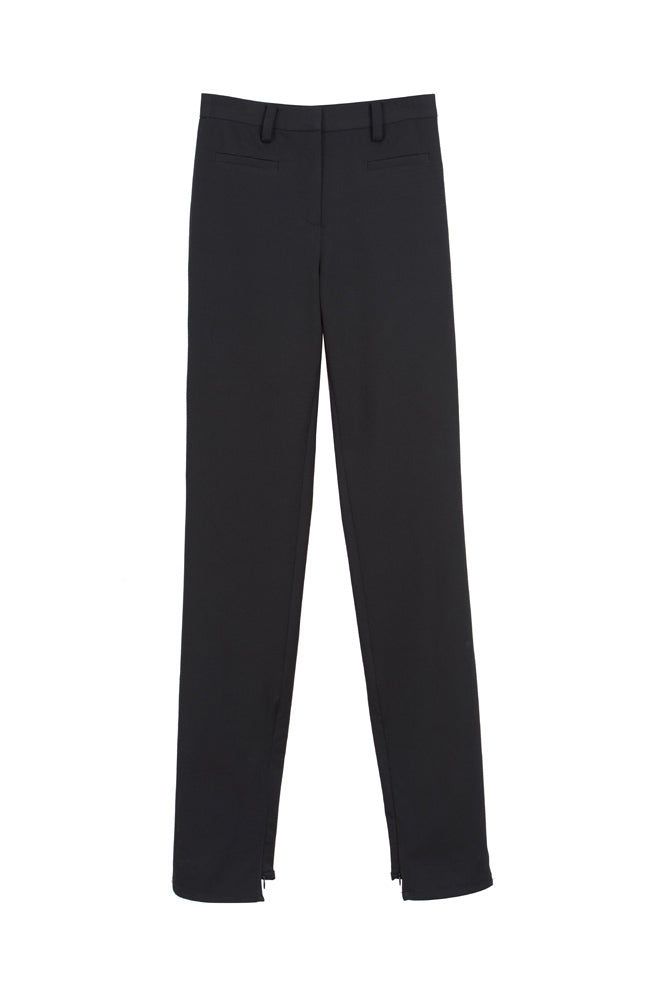 Black Skinny Pants - front row shop