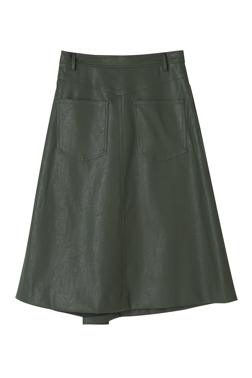 Jennifer Skirt-Stone Grey