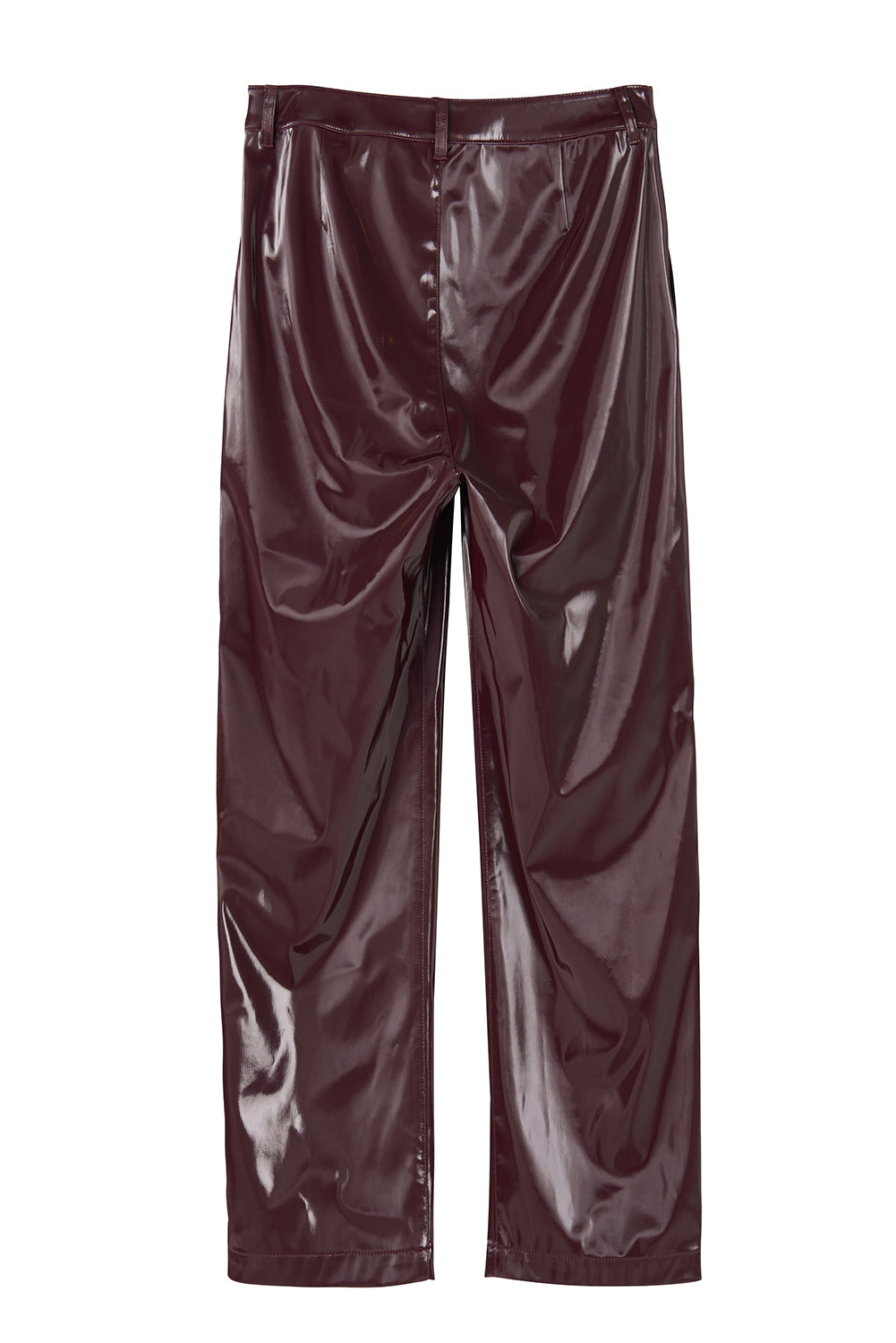 Cyndy Pants-Burgundy