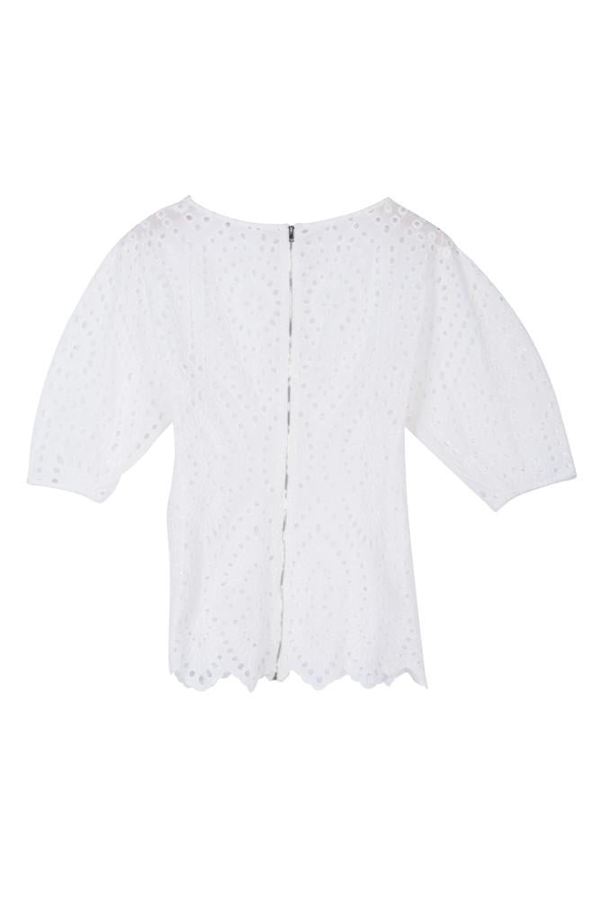 Lace Top - front row shop