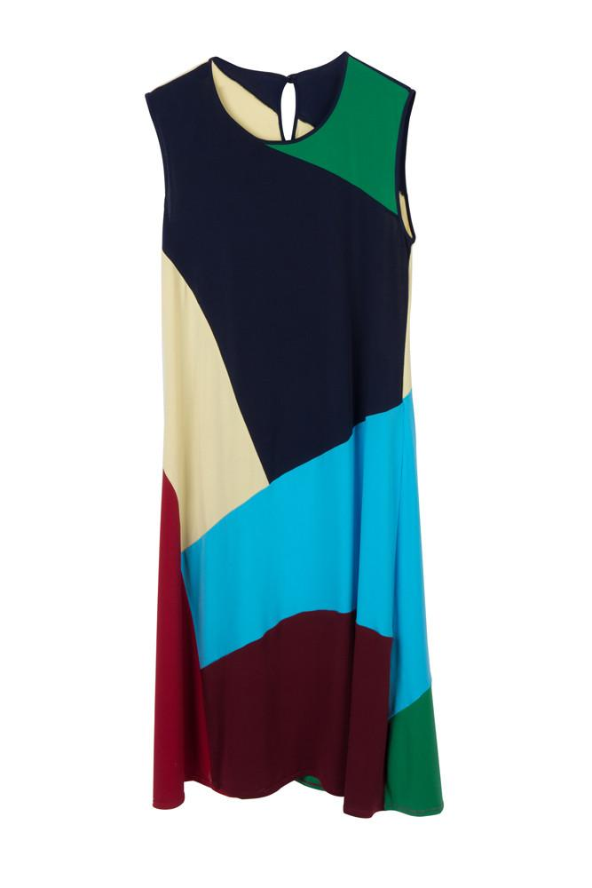 Multicolor Dress - front row shop