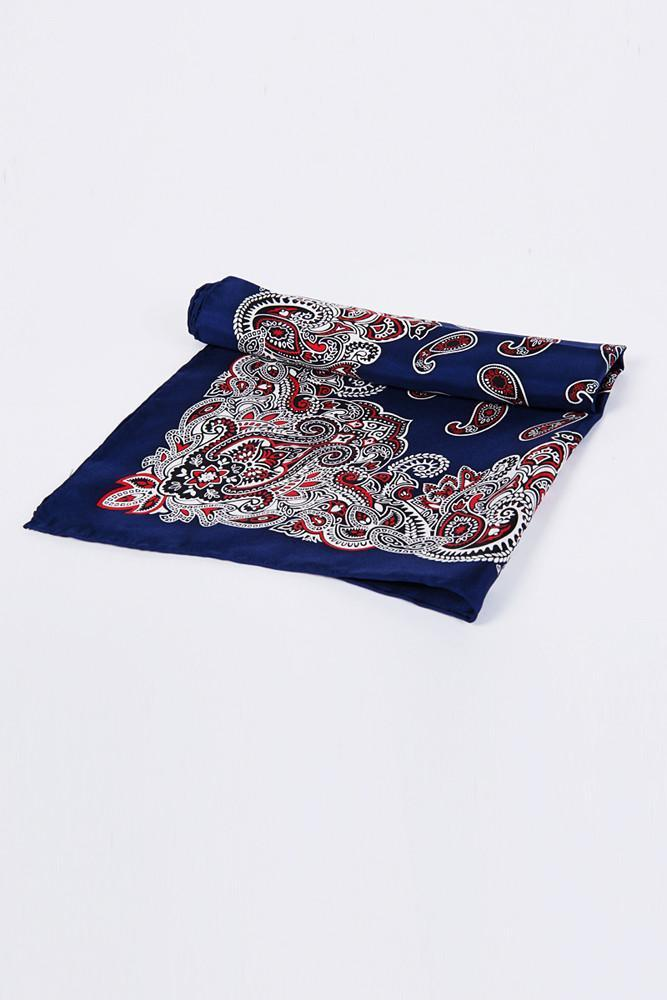 Paisley Scarf-FRONT ROW SHOP
