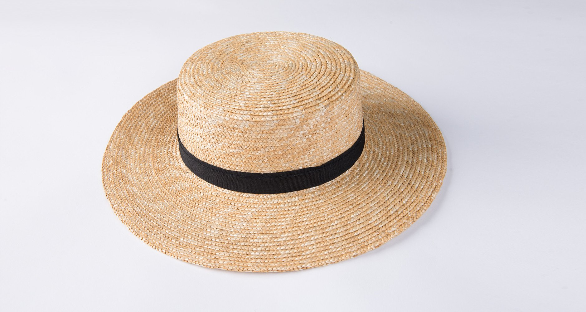 Straw Hat-FRONT ROW SHOP