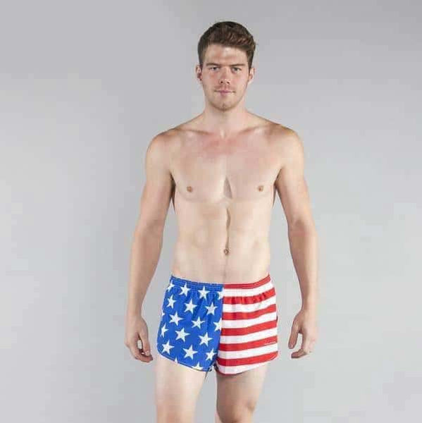 Men's USA Flag Collection