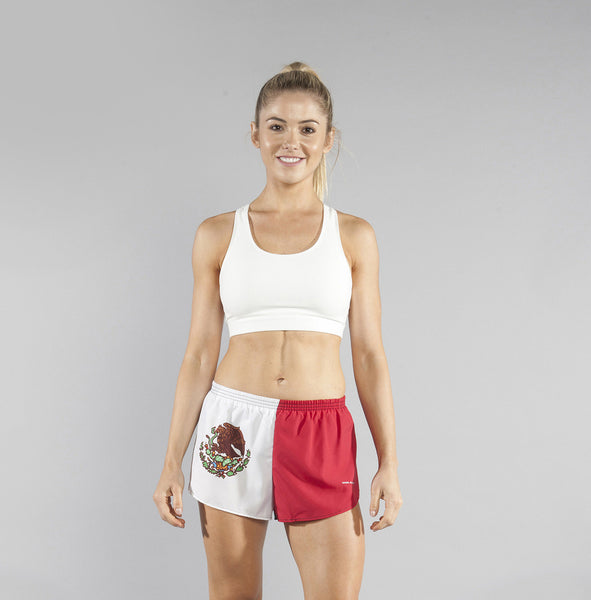 Women's Country Flags Shorts