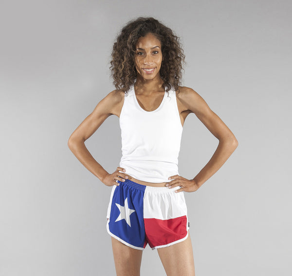 Women's State Flags - Shorts