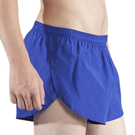 "Men's Thin Blue Line 1"" Elite Split Shorts"