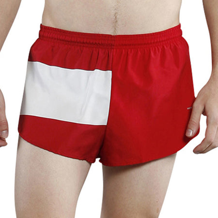 "Men's Ukraine 1"" Elite Split Shorts"