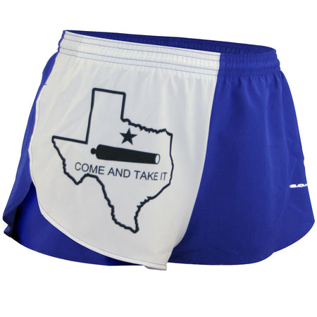 "Men's Montana 1"" Elite Split Shorts"