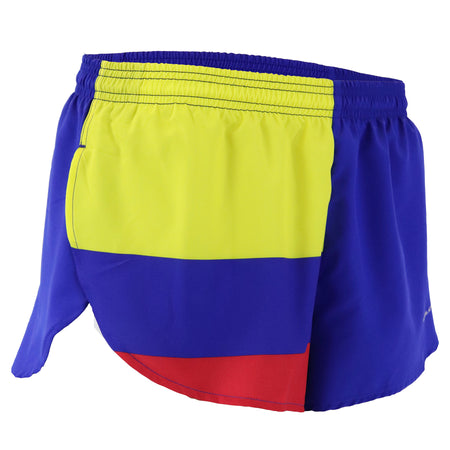 "Men's Finland 1"" Elite Split Shorts"
