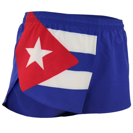 "Men's Yugoslavia 1"" Elite Split Shorts"