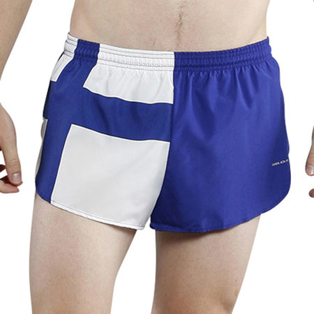 "Men's Great Britain 1"" Elite Split Shorts"
