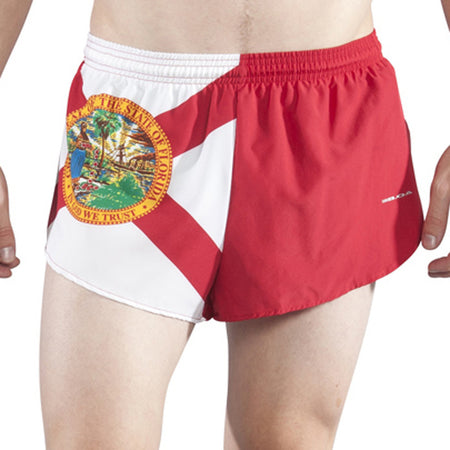 "Men's South Dakota 1"" Elite Split Shorts"