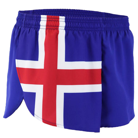 "Men's Belgium 1"" Elite Split Shorts"