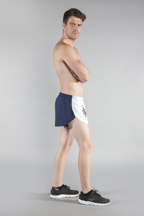 "MEN'S 1"" ELITE SPLIT SHORT- ILLINOIS - BOAUSA"