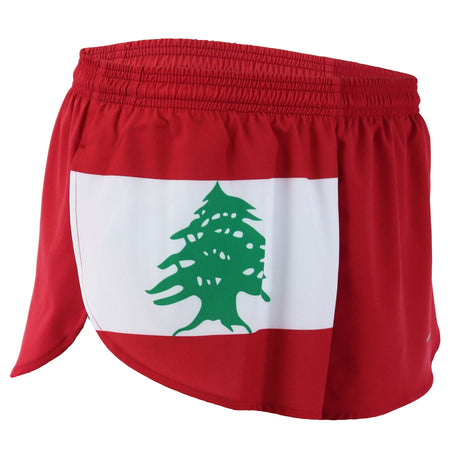 "Men's Argentina 1"" Elite Split Shorts"