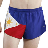 MEN'S 1 INCH INSEAM ELITE SPLIT RUNNING SHORTS- PHILIPPINES