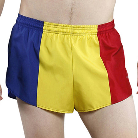 "Men's Ethiopia 1"" Elite Split Shorts"