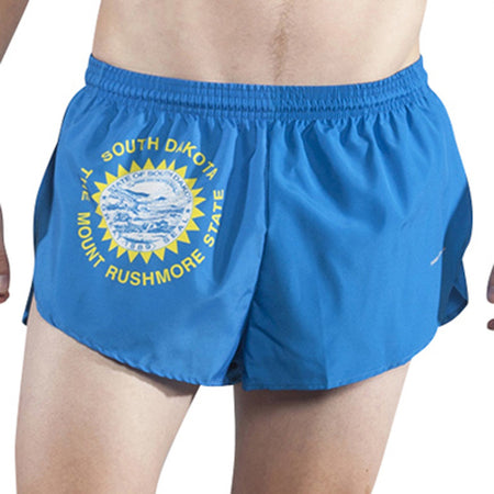 "Men's Oregon 1"" Elite Split Shorts"