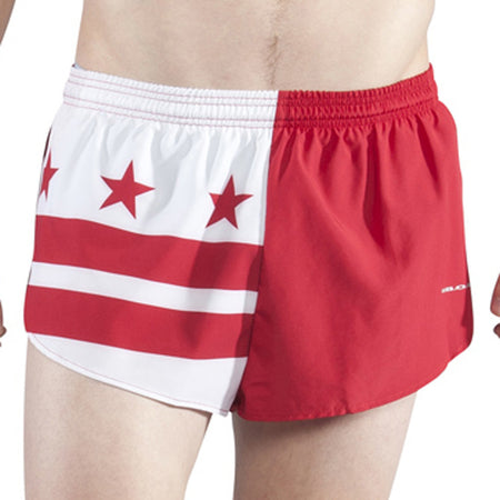 "Men's Utah 1"" Elite Split Shorts"