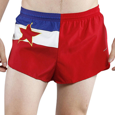 "Men's Minnesota 1"" Elite Split Shorts"