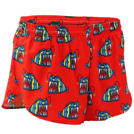 "Mens Killer Fish 3"" Half Split Trainer Shorts"