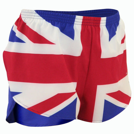 "WOMEN'S 1.5"" SPLIT TRAINER SHORT- CANADA"