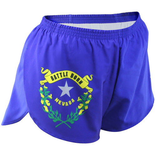 "WOMEN'S 1"" ELITE SPLIT SHORT- NEVADA"