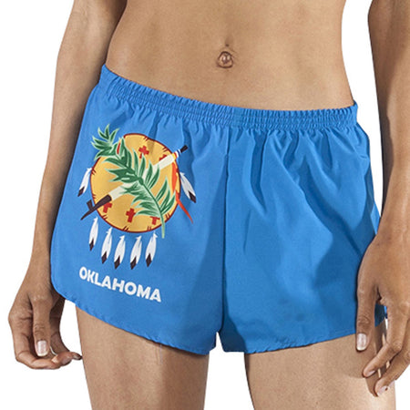 "Women's Florida 1"" Elite Split Shorts"