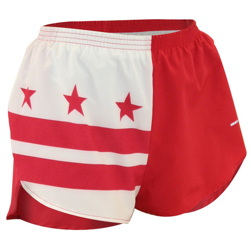 "WOMEN'S 1"" ELITE SPLIT SHORT- WASHINGTON DC"