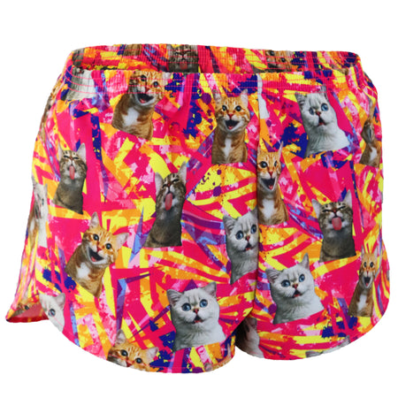 "Women's Billy Goat 1"" Elite Split Shorts"