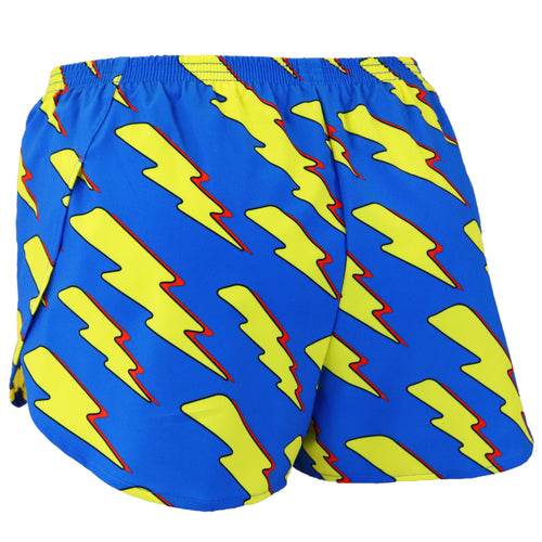 "Women's Lightning Bolt 1"" Elite Split Shorts"