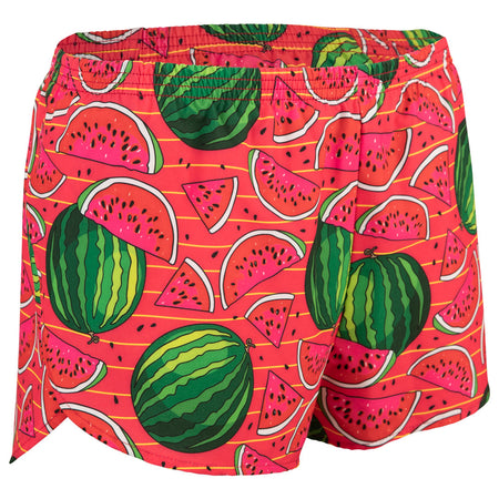 "Women's Crazy Cats 1"" Elite Split Shorts"