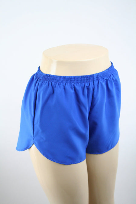 "WOMEN'S LINERLESS 3"" MIX & MATCH RUNNING SHORTS- CRANIUM PURPLE"