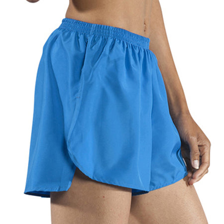"Women's Jorts 1"" Elite Split Shorts"