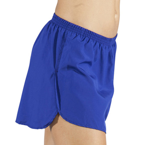 "Women's Royal 1.5"" Half Split Trainer Shorts"