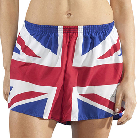 "Women's Lebanon 1"" Elite Split Shorts"